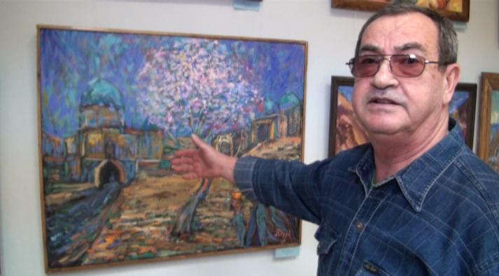 Выставка Александра Раффи
