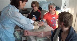 День донора в Малоярославце