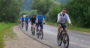 Железнодорожники пересели на велосипеды 4