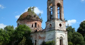 Церковь в Лукьяново