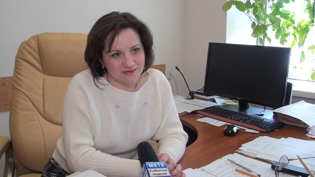 Мария Мироненко.