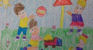 Безопасные игры на детской площадке. Иван Кель, 10 лет, школа № 2