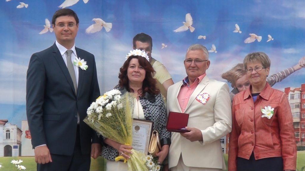 Авдеев, семья Гавриленко, Жукова.